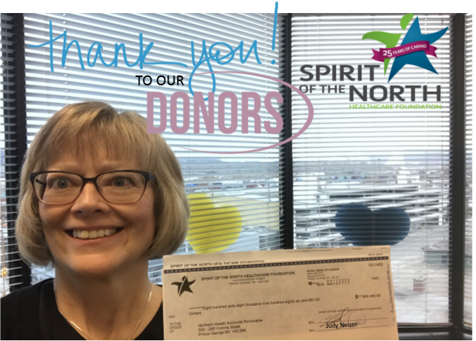 Spirit of the North Healthcare Foundation Donation Helps Northwest Patients Get Care Closer to Home